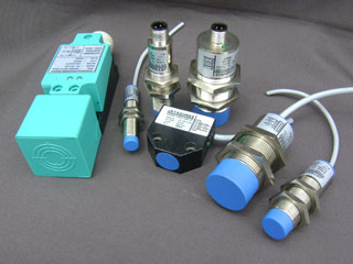 Jayashree Electron Pvt Ltd 187 Proximity Switches